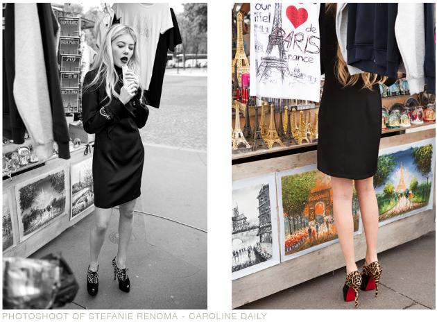 Image de mode, Paris