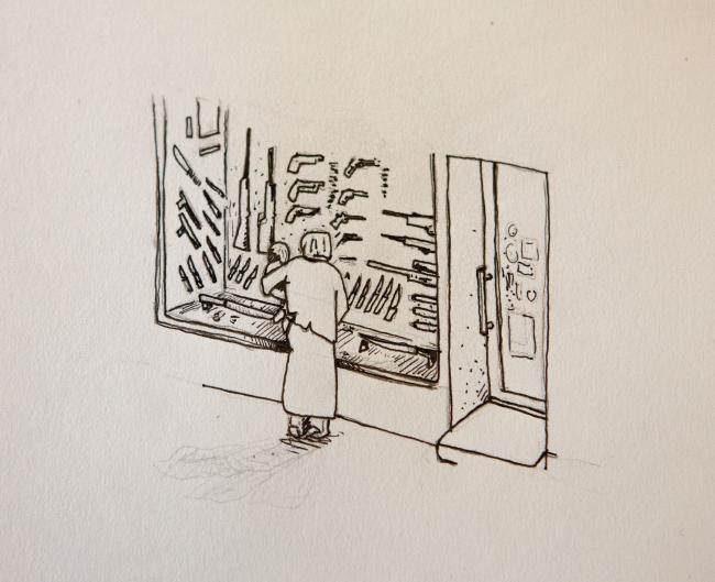 armurerie à Paris, cadeau de noel