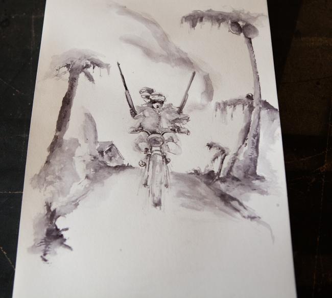 chasseur de munduk-bali-clementfontaine-2013